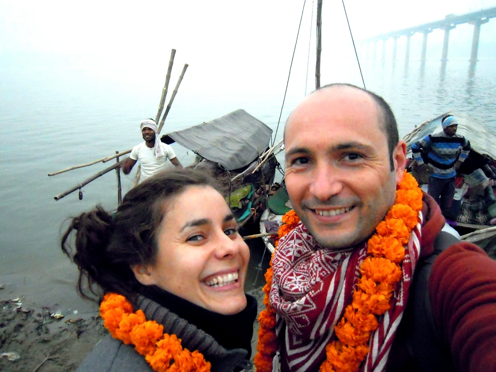 gange experience on north india tour package