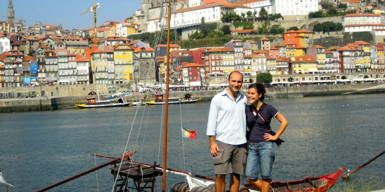 7 days itinerary Portugal on the road